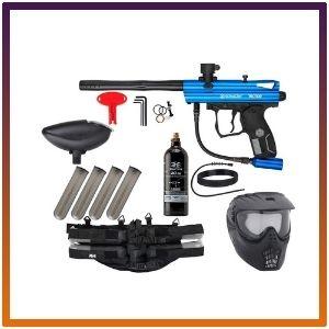 Action Village Kingman Spyder Epic Paintball Gun