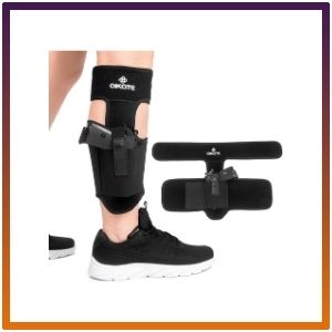 Ankle Holster for Concealed Leg Carry