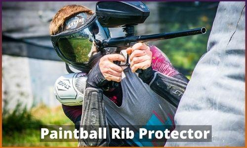Paintball Rib Protector 2021