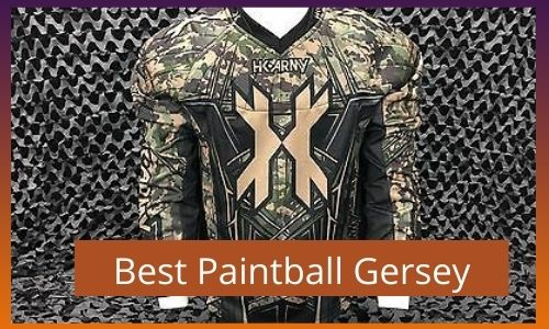 Best Paintball Gersey