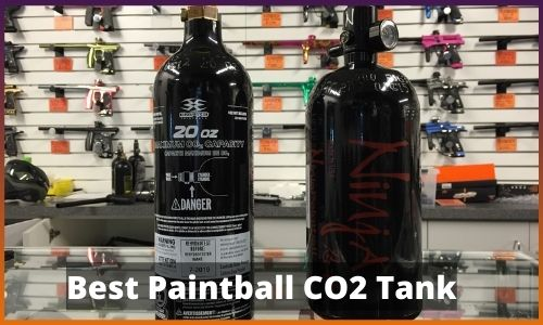 Best Paintball CO2 Tank 2021