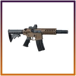 Bushmaster BMPWX Full Auto MPW CO2-Powered