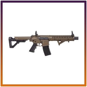 DPMS Full Auto Dual Action Capability SBR CO2-Powered BB Air Rifle