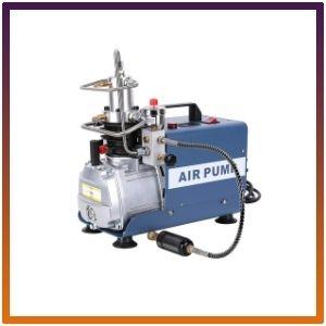Electric PCP Air Compressor Pump - 4500 PSI/30MPa /300 BAR