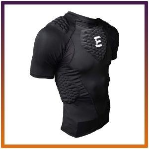 EliteTek Padded Compression Shirt<br />