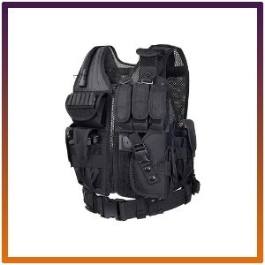GZ XIN XING Full Refund Assurance Tactical Airsoft Paintball Vest