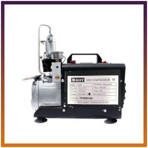 HPDAVV Portable Air Compressor 4500Psi - 1.5KW - 110V/60Hz
