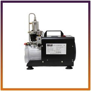 HPDMC 110v 300bar Portable Air Compressor Paintball Fill Station