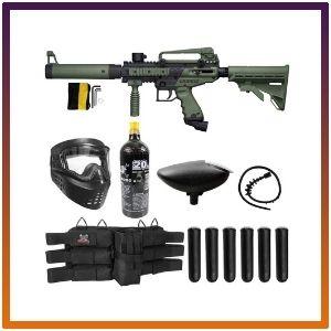 Maddog Tippmann Cronus Tactical Titanium Paintball Gun