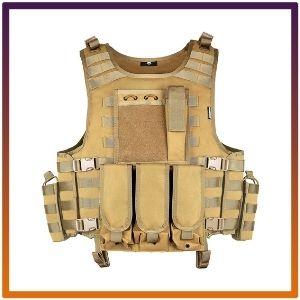 MGFLASHFORCE Tactical Airsoft Vest<br />