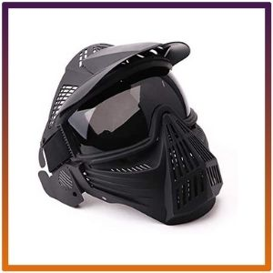 NINAT Tactical Paintball Mask