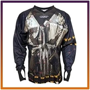 Social SMPL jersey without padding, paintball wear.