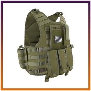 Snacam Tactical Airsoft Paintball Vest<br />
