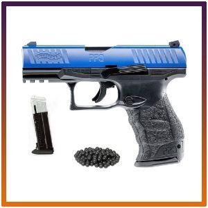 T4E Walther PPQ LE M2 (GEN2) .43cal CO2 Semi-Auto Blow Back Paintball Pistol