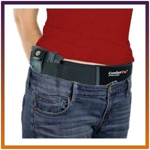 Ultimate belly band comforttac gun holder for both men and women.