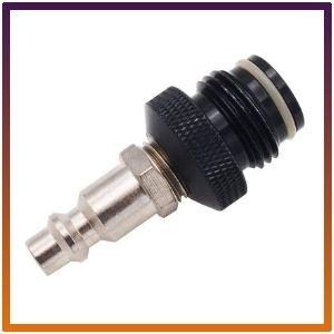 VaVoger adapter air compressor hose fitting low-pressure marker paintball.