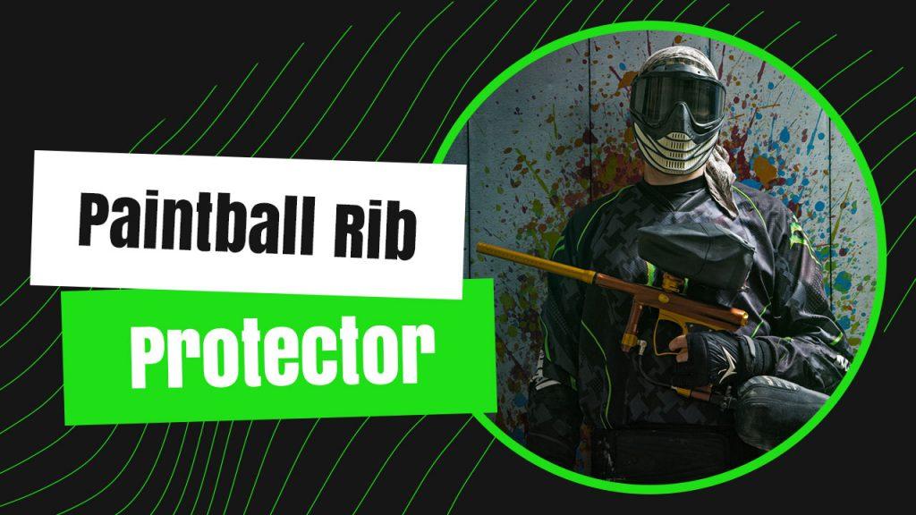 Paintball Rib Protector