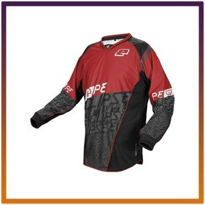 Planet FANTM paintball jersey.